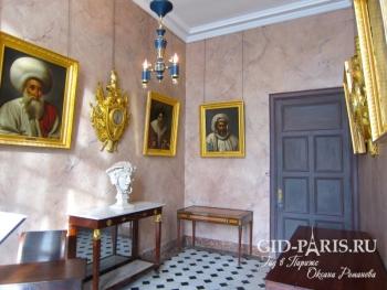 Malmezon dvorez Josefini 2