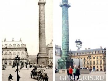 Vandomskaya kolonna 1900