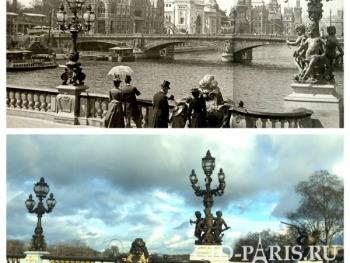 Pont Alexandre 3 1900