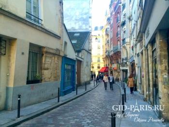 Латинский квартал - Париж