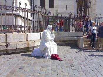 Монмарт в Париже