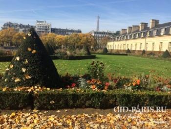Дворец инвалидов Париж