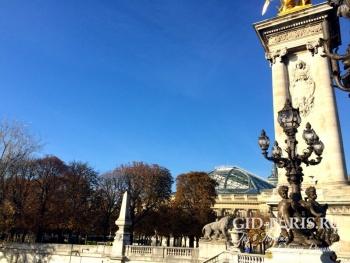 Большой выставочный дворец в Париже 5ч