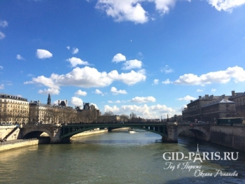 Музей Орсе Париж пешеходная экскурсия