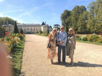 Отзывы о гиде в Париже Оксане Романовой
