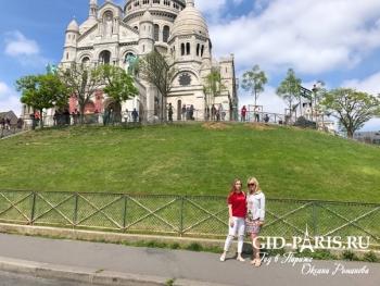 Отзывы о гиде в Париже