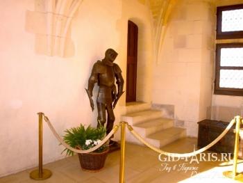 Замок Амбуаз, Франция