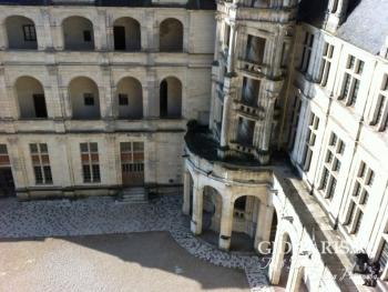 Замок Шамбор, Франция