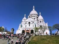 «Париж и Монмартр»