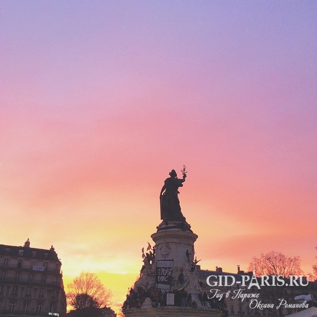 Краткая история Парижа