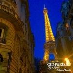 Экскурсия «Ночной Париж» автомобильная