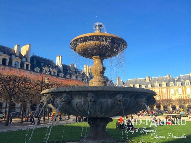 Районы Парижа и кварталы