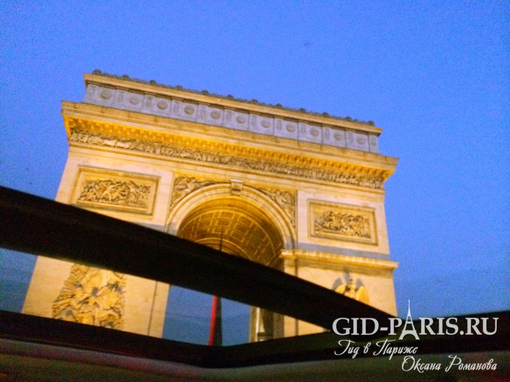 Ночной Париж, жизнь ночного Парижа