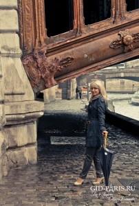 Пешеходные экскурсии с гидом Оксаной Романовой