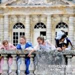 Дворец Во-Ле-Виконт для детей и взрослых