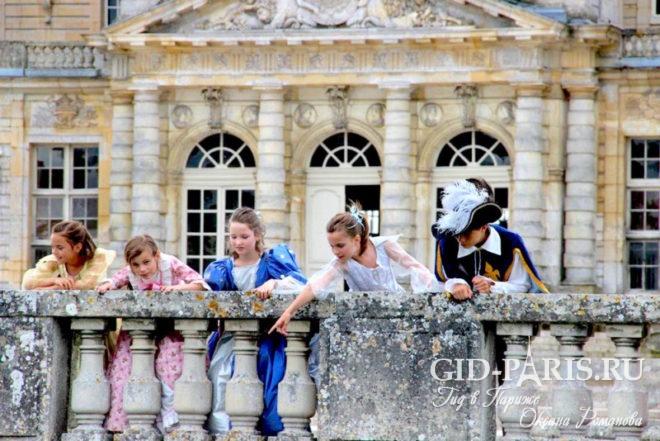 Париж для детей. Что посмотреть?