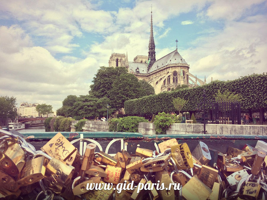 Групповые экскурсии Париж