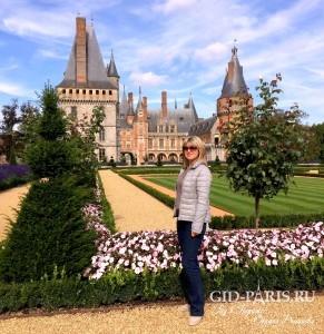 Экскурсия в Замок Ментенон