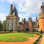 Замок Ментенон — экскурсия по Франции