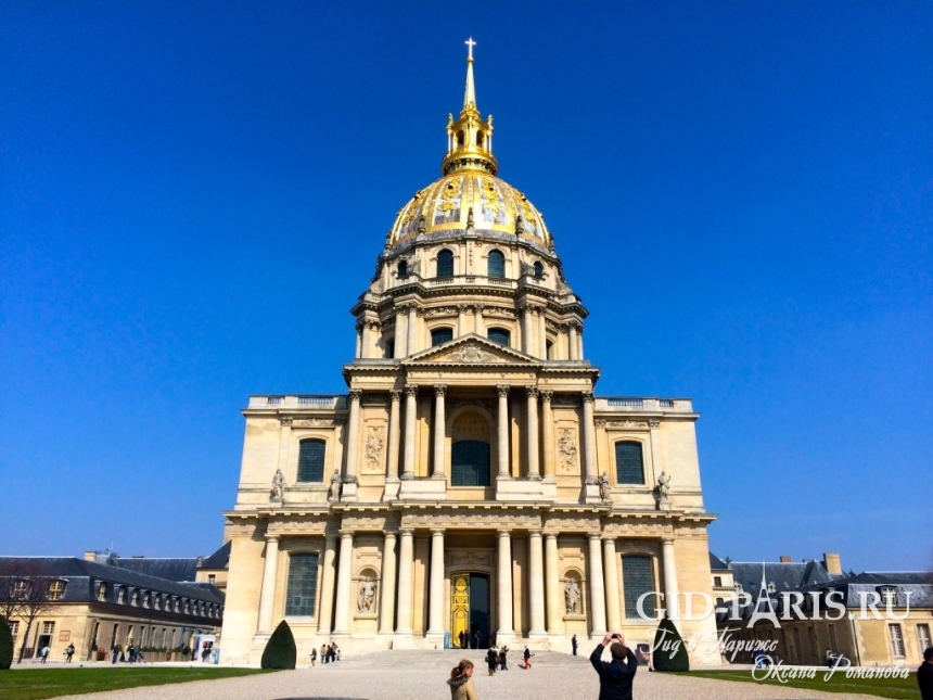 Исторические захоронения и кладбища Парижа