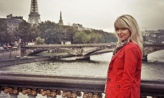 Гид по Парижу на русском языке