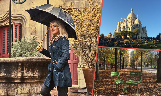 Гид в Париже Оксана Романова