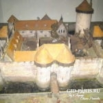 Замок Дурдан, Франция