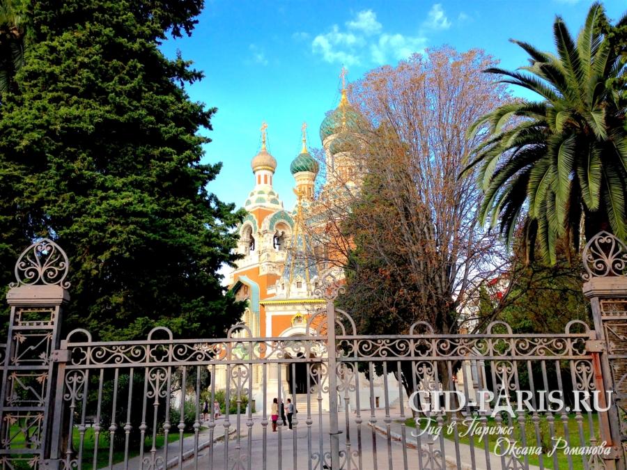 Ницца, Франция - фото достопримечательностей
