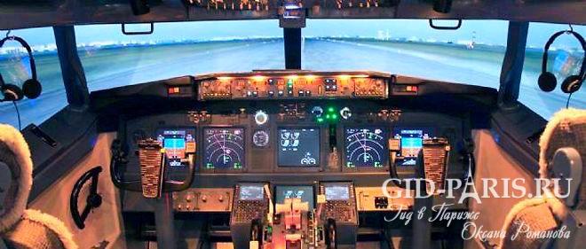 музей авиации в париже