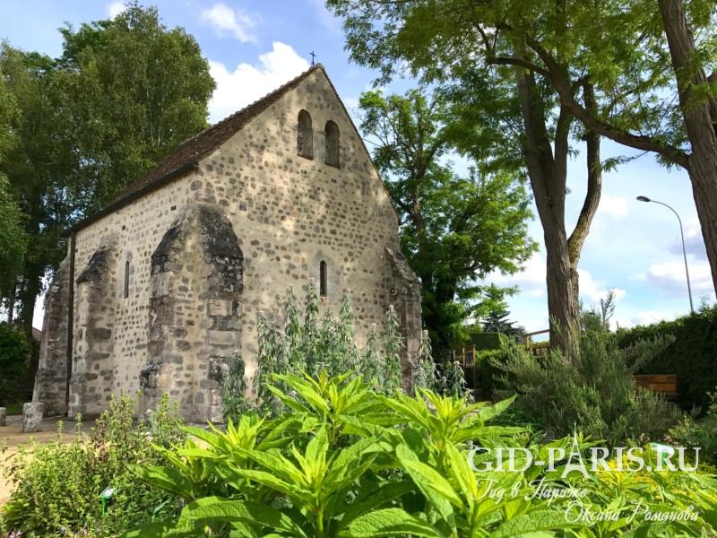 Часовня Святого Блеза де Сампль