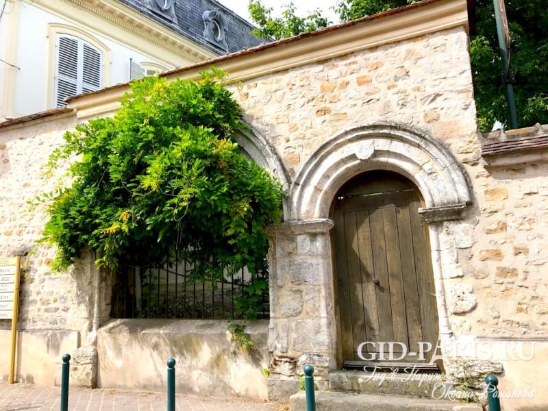 Porte du Moustier de Péronne