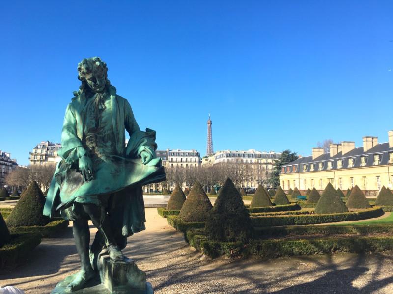 Гид в Париже: «Весь Париж»