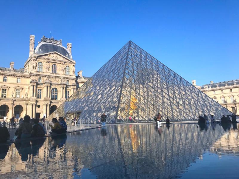 Гид в Париже: «Лувр»