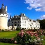 Замок Шенонсо — Франция, экскурсия
