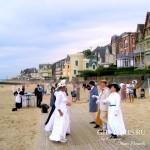 Довиль, Трувиль — экскурсия по Франции