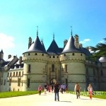 Замок Шомон — экскурсия по замкам Луары