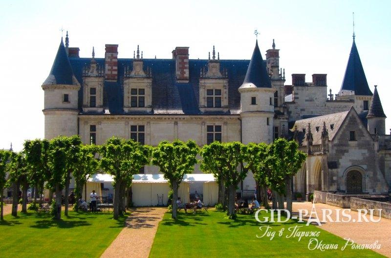 Замки Луары — экскурсии из Парижа