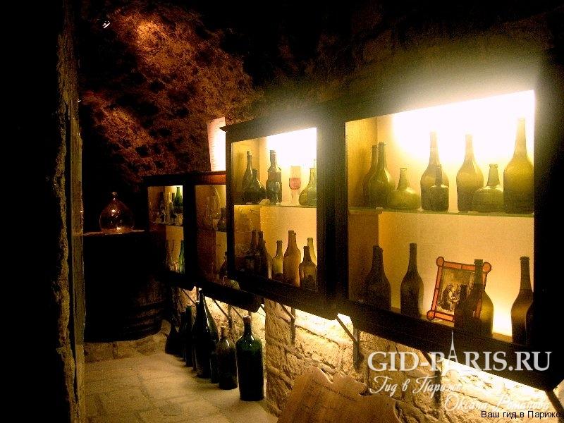 музей вина париж